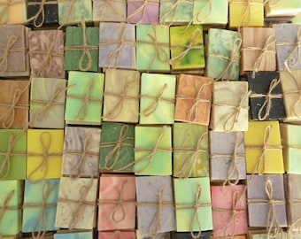 Rustic Soap Bundles x 3