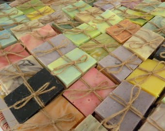 Rustic Soap Bundles x 6