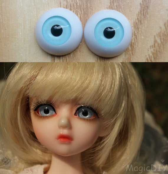 BJD Doll Eye Custom Order 12mm-22mm