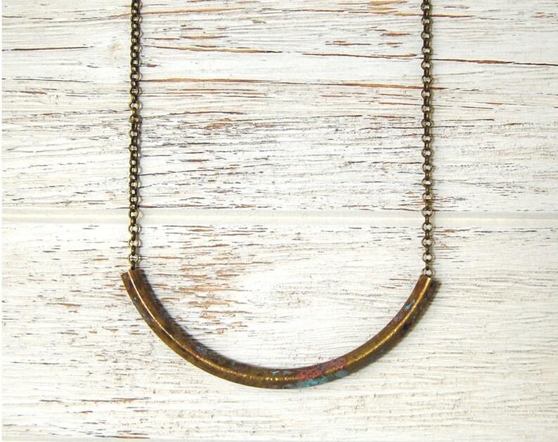 Original Arch Necklace image 0