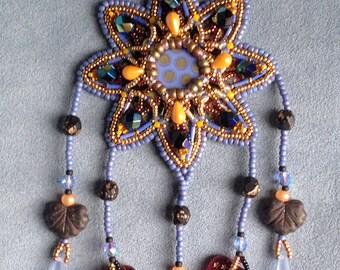Bead Embroidery Kit: Shooting Star
