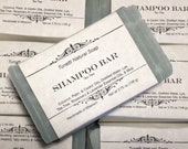 Natural Organic Shampoo Bar