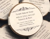 All Natural Shaving Soap ...
