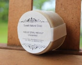 All Natural Shaving Soap - Unscented
