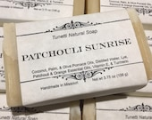 Patchouli Sunrise Soap- H...
