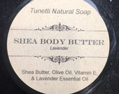 Natural Organic Shea Body Butter