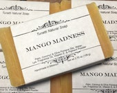 Mango Madness Soap - Handmade Natural Soap