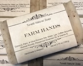 Farm Hands Soap - Handmad...