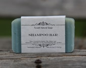 Natural Organic Shampoo Bar - All Natural Soap, Handmade Soap, Homemade Soap, Handcrafted Soap