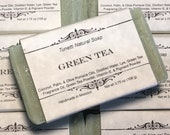 Green Tea Soap - Handmade...