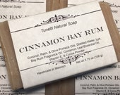 Cinnamon Bay Rum Soap - H...