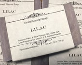 Lilac Soap- Handmade Natural Soap