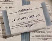 Juniper Berry Soap - Hand...