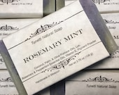 Rosemary Mint Soap- Handm...