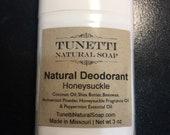 Natural Organic Handmade Deodorant
