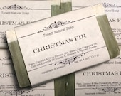 Christmas Fir Soap- Handm...