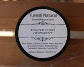 Natural Organic Diaper Rash Ointment