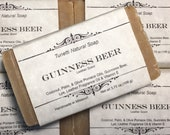 Guinness Beer Soap Bar wi...