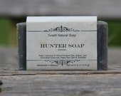 Natural Organic Hunter Soap - All Natural Soap, Handmade Soap, Homemade Soap, Handcrafted Soap