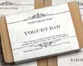 Yogurt Bar Soap- Handmade...