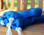 Blue Mesh Exfoliating Soap Saver