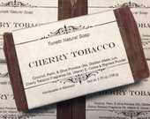 Cherry Tobacco Soap- Hand...