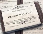 Black Walnut Soap - Handm...