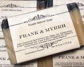 Frank & Myrrh Soap - Handmade Natural Soap