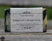 Thievin Charcoal Soap - All Natural Soap, Handmade Soap, Homemade Soap, Handcrafted Soap