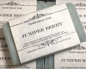 Juniper Berry Soap - Handmade Natural Soap