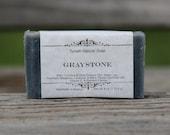 Natural Organic Graystone Soap - All Natural Soap, Handmade Soap, Homemade Soap, Handcrafted Soap