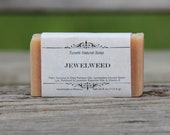 Natural Organic Jewelweed Soap - All Natural Soap, Handmade Soap, Homemade Soap, Handcrafted Soap