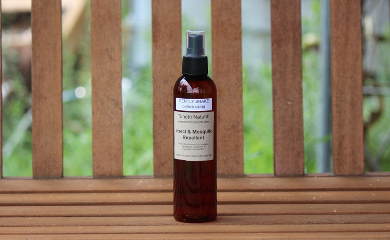 Natural Organic Insect and Mosquito Repellent image 0