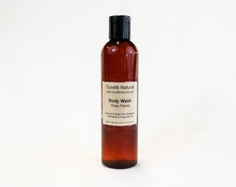 Body Wash - Natural Organic