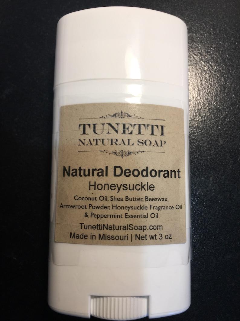 Natural Organic Handmade Deodorant image 0