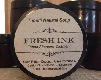 Fresh Ink Tattoo Aftercare Ointment