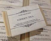 Green Tea Natural Homemad...
