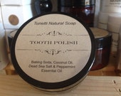 Natural Organic Tooth Pol...