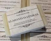 Almond Oatmeal Homemade S...