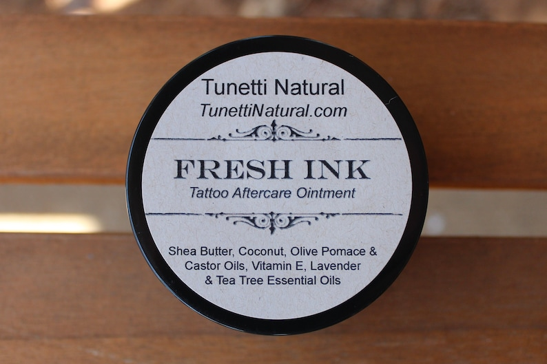 Fresh Ink Tattoo Aftercare Ointment image 0