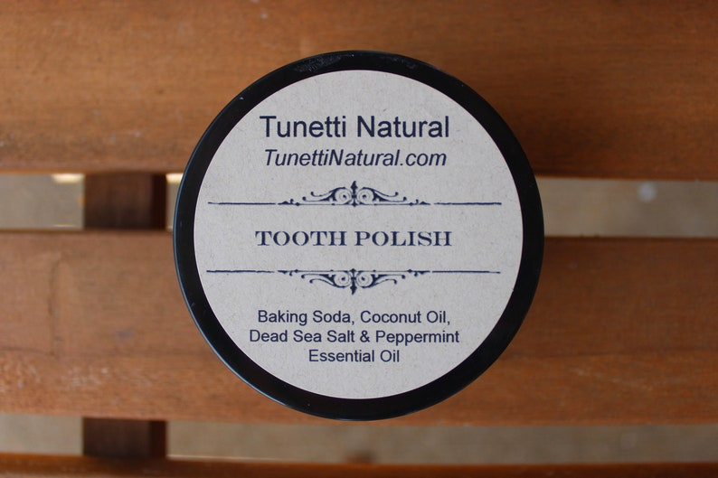 Natural Organic Tooth Powder image 0