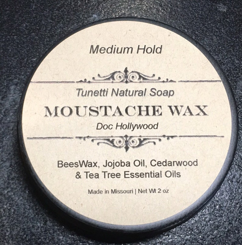 Natural Mustache Wax image 0