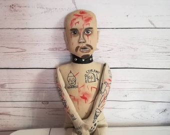 GG Allin, Portrait punk doll