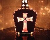 Gothic Cross Bottle Light