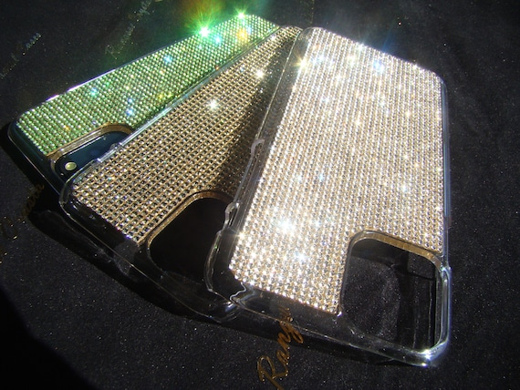"iPhone 11 Case, iPhone 11 Pro case, iPhone 11 Pro Max case,  iPhone 8 Plus case Rhinestone , Transparent Case, "" Gold Edition"