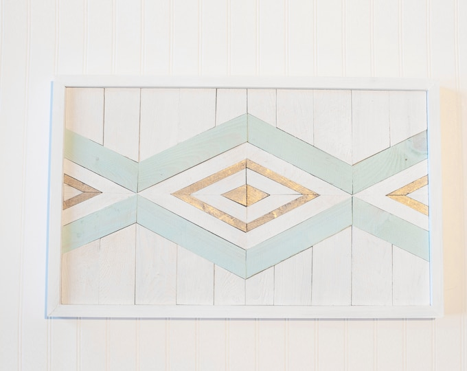 BUILT BY BRANDON Series: Nursery Art, Wood Art, Soft Nursery Decor, Handmade Farmhouse
