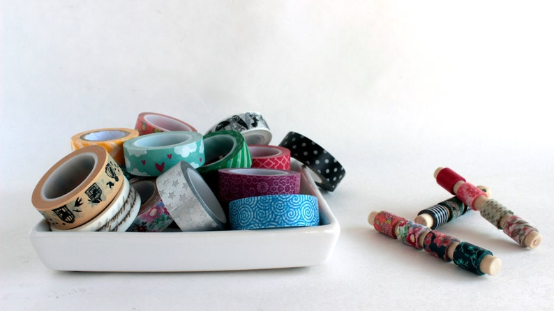 Washi Tape Sampler Party Down