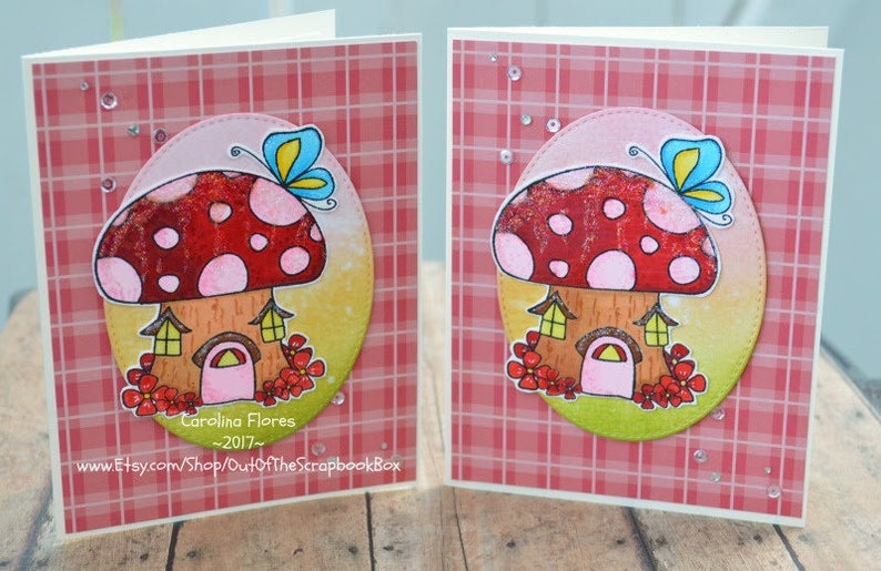 Birthday Cards For Her Handmade Birthdays Whimsical