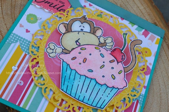 Happy Birthday Card Greeting Cards Kids Cards Children Etsy