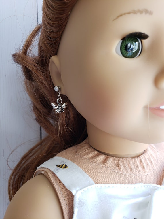 Silver Honey Bee Necklace for American Girl of the Year Blaire Wilson